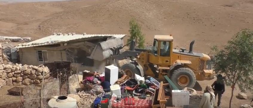 israeli bulldozing homes.jpg