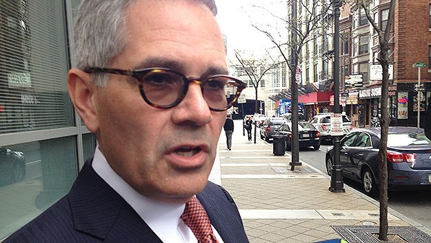 "When Larry Krasner announced his candidacy for DA, the president of the Philadelphia police union described his candidacy as ""   hilarious   ."" Krasner received no major newspaper endorsements. He assumed office on January 1, 2018."