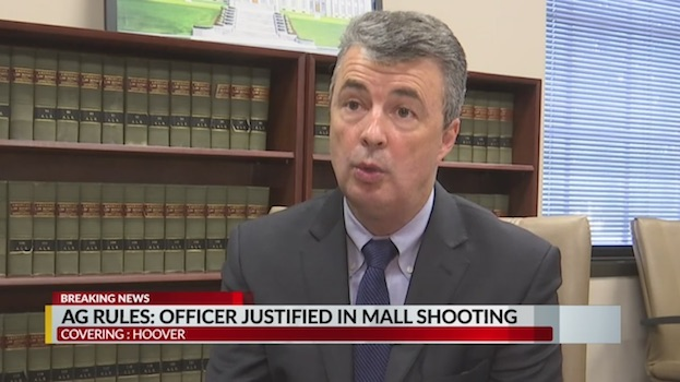 RACIST SUSPECT Alabama Attorney General Steve MarshALL.