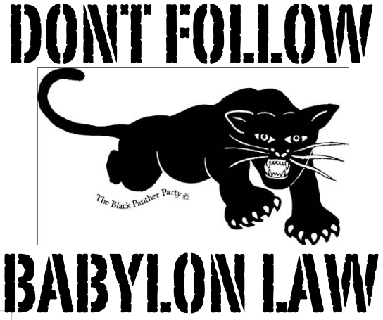 ** dont follow babylon.jpg