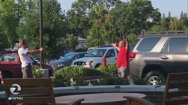 vallejo cop crazy parking lot .jpg