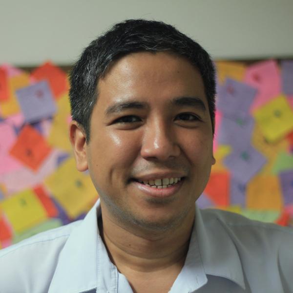 Mark Joaquin Ruiz  President