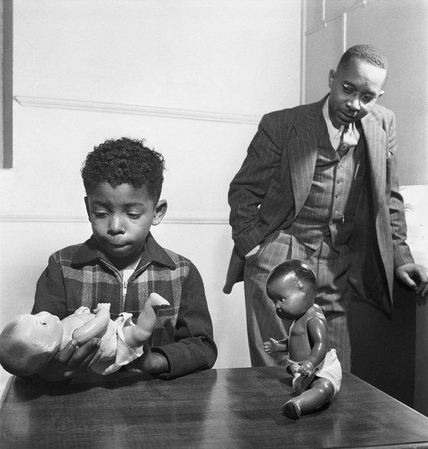 "The Drs. Kenneth and Mamie Clarke's  Doll Experiments  were ground-breaking social psychology research and were used in the pivotal ""Brown vs The Board of Education"" in determining that the Jim Crow practice of separate but equal was unconstitutional. It demonstrated how racial identity and implicit bias are programmed in children at a very young age through various social means."