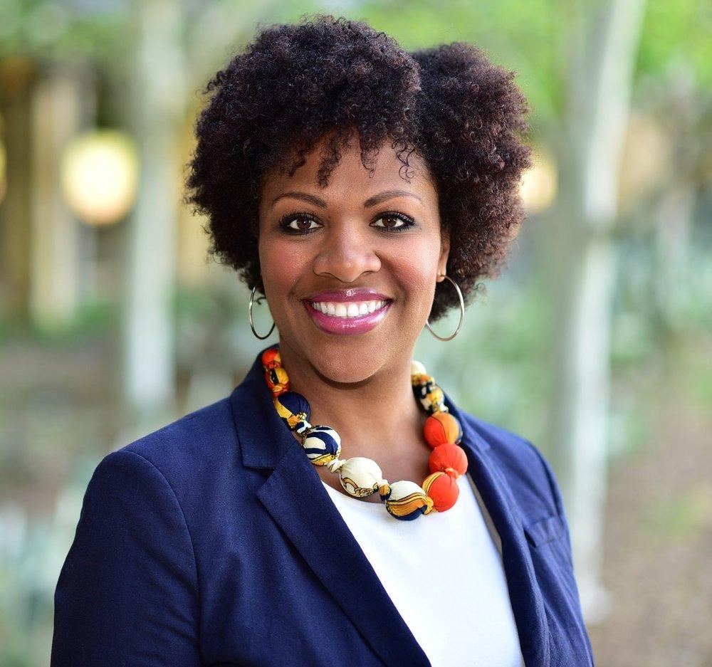 Ebonee Slater   Volunteer Day Co-Chair  (Deloitte)