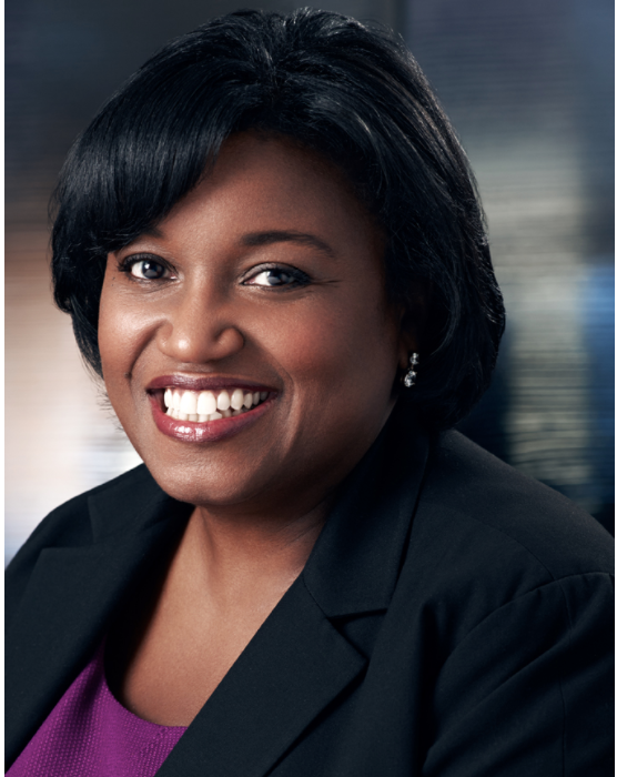 Leslie Spencer  Tech & Life Sciences Chair  (Intellectual Property Partner, Ropes & Gray LLP)