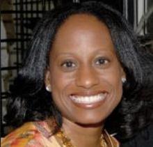 Cristal Waldrop   Former Nonprofit Executive