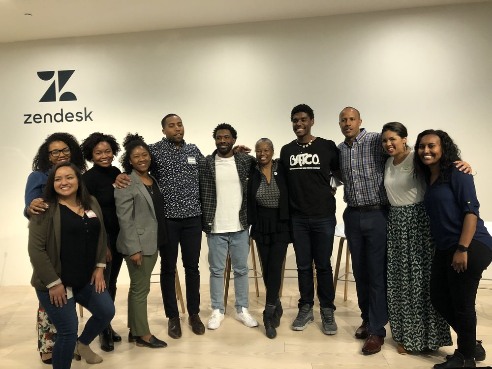 "CBEWeek 2018: Mosaic, Zendesk's employee resource group organized the ""Wise and Woke, Wellness for the Black Community.""  A packed room of diverse professionals opened up about some of the most pressing wellness issues impacting communities of color."