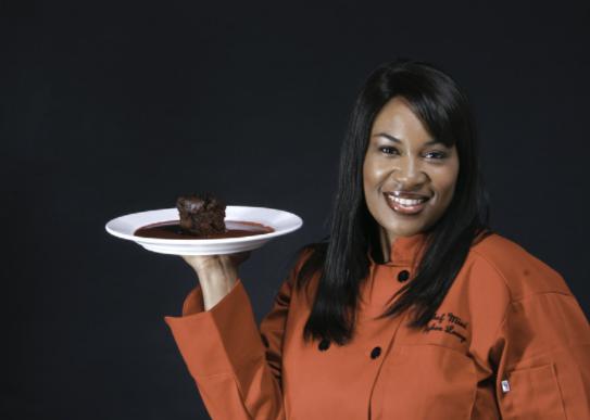 Aminah Robinson   CEO,Chef Mimi Inc.