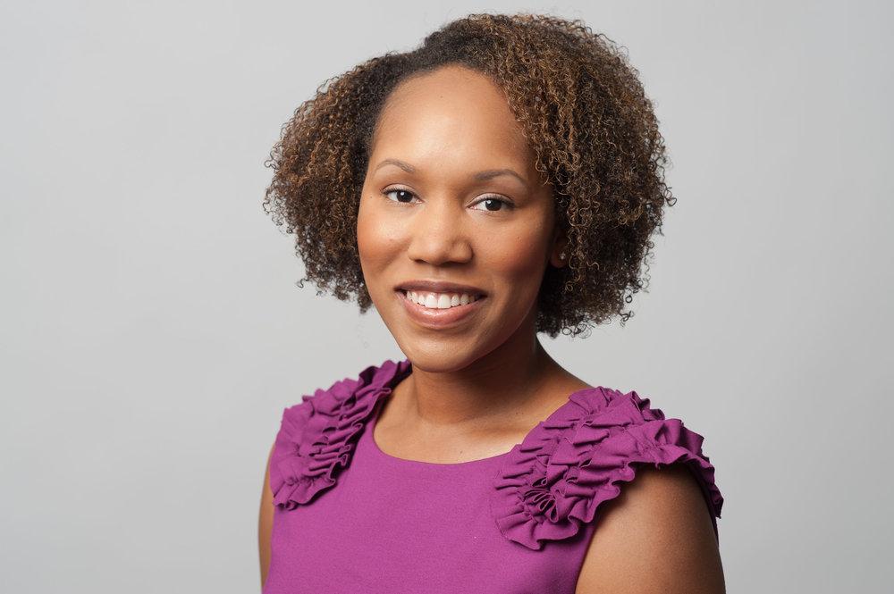 Simone Davis   Partnership Co-Chair  (Executive Assistant, Alphabet)