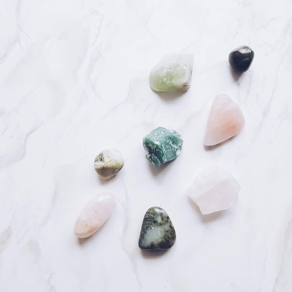 The tools below can help to strengthen and explore the state of our Heart Chakra during this New Moon and for the next 28 days until the next phase of the New Moon. -