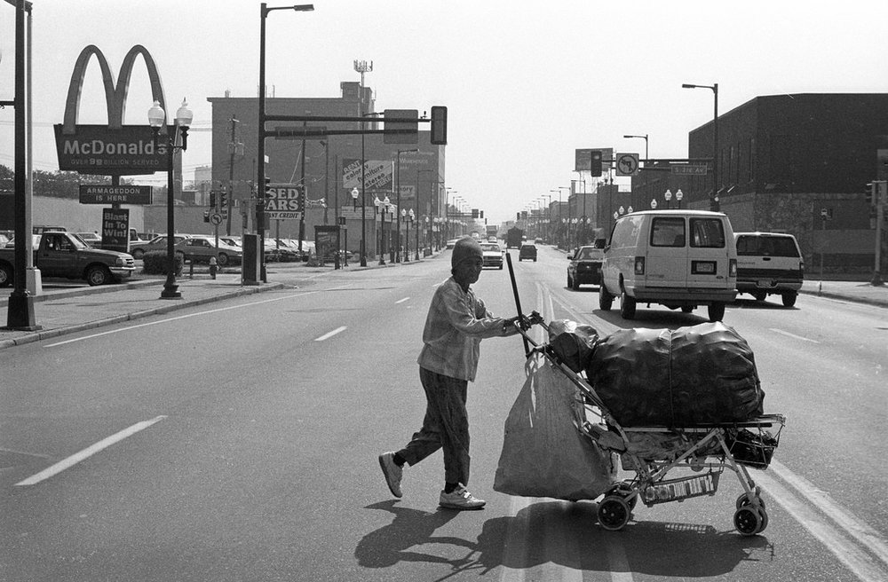 Wing Young Huie Shopping Cart and McDonalds Photo.jpg