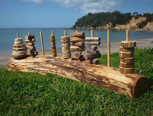ocean log and pegs nature play.jpg