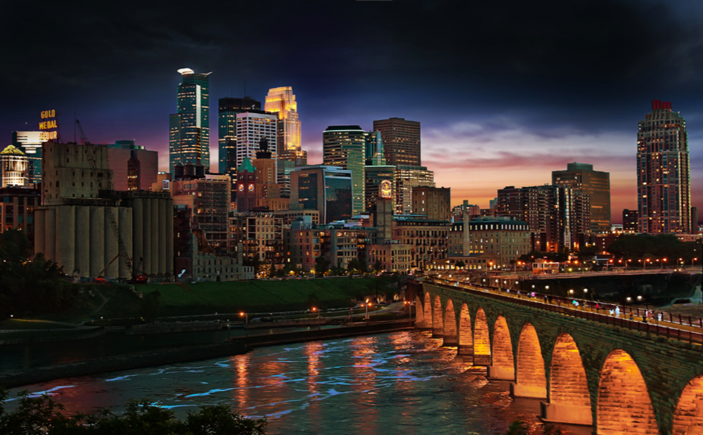 Downtown Minneapolis / Photo credit: Dan Anderson, Meet Minneapolis