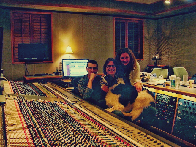 ALL&CL OCEN WAY STUDIO NASHVILLE 2013.jpeg