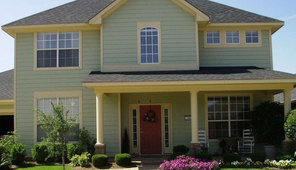 Exterior House Painting -