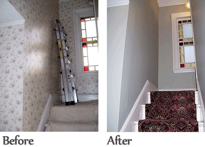 Wallpaper Removal -