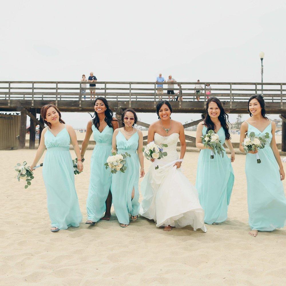 Brian + Nathalie   Wedding Florals   San Diego Event Design