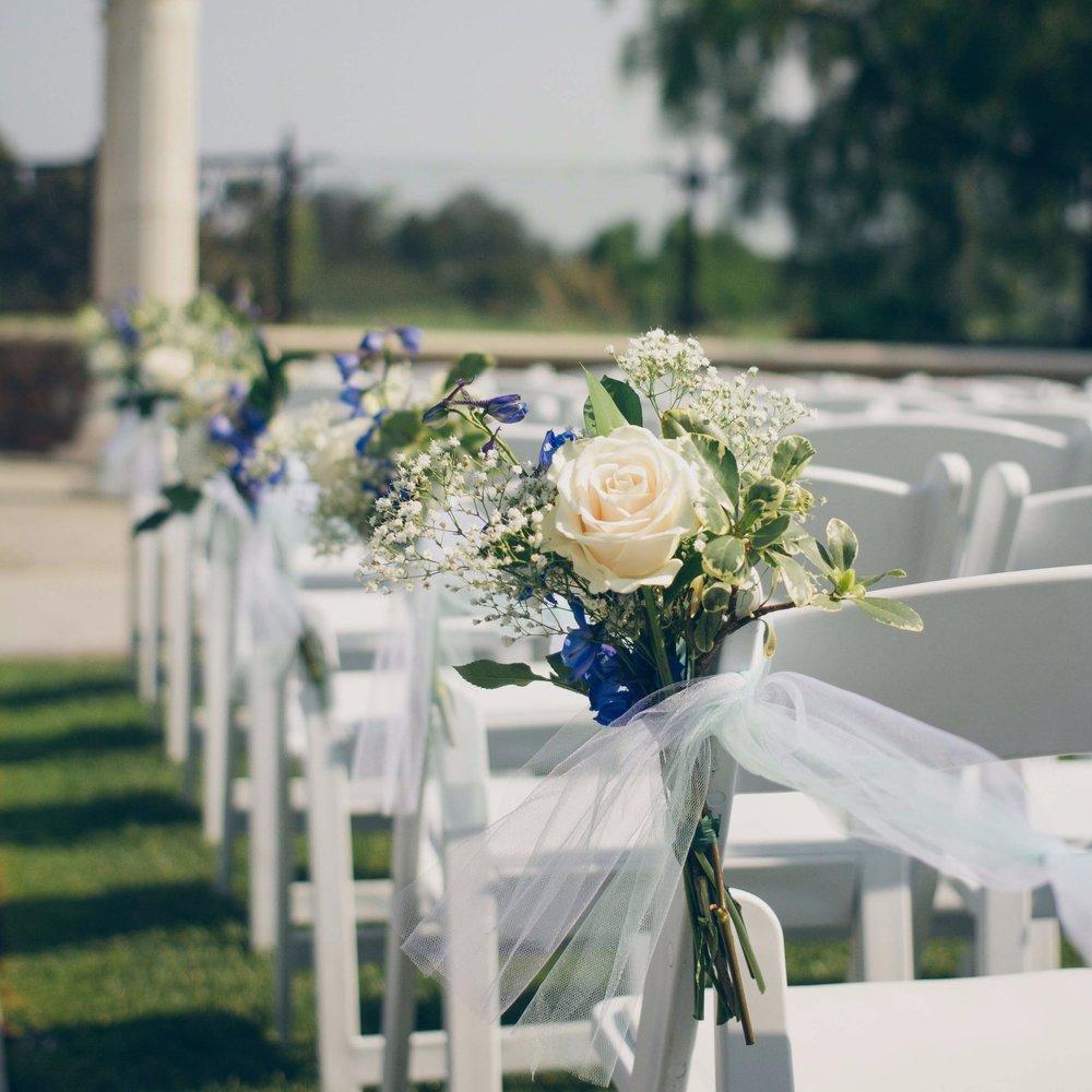 Brian + Nathalie   San Diego Event Design   San Diego Wedding Florals