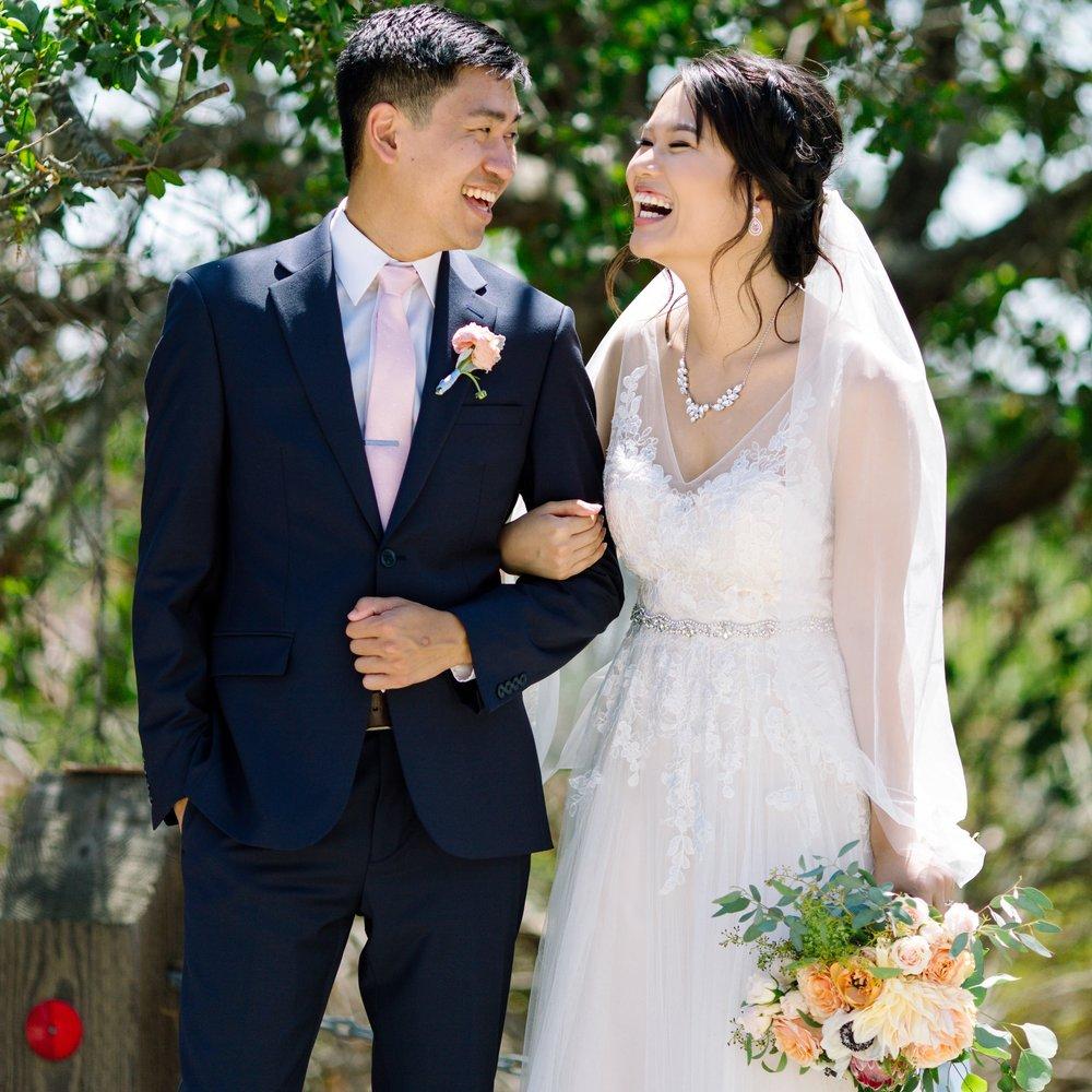 Brandon + Connie   San Diego Event Design   San Diego Wedding Florals