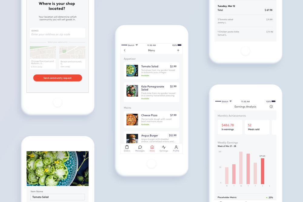Foodr   [ux design / research]