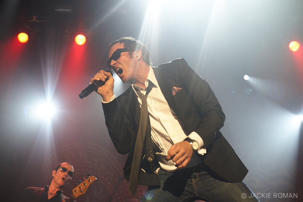 Stone Temple Pilots performing at Gramercy Theater, New York, May 18th, 2010.