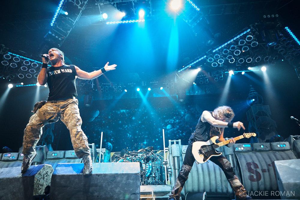 Iron Maiden, 2010