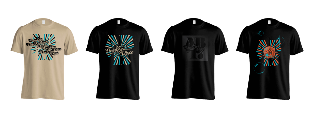 T-Shirts designed by Julian Kelly