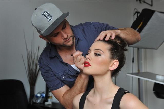 Model: Ashton Penny  Photographer:  Daniel Gagnon