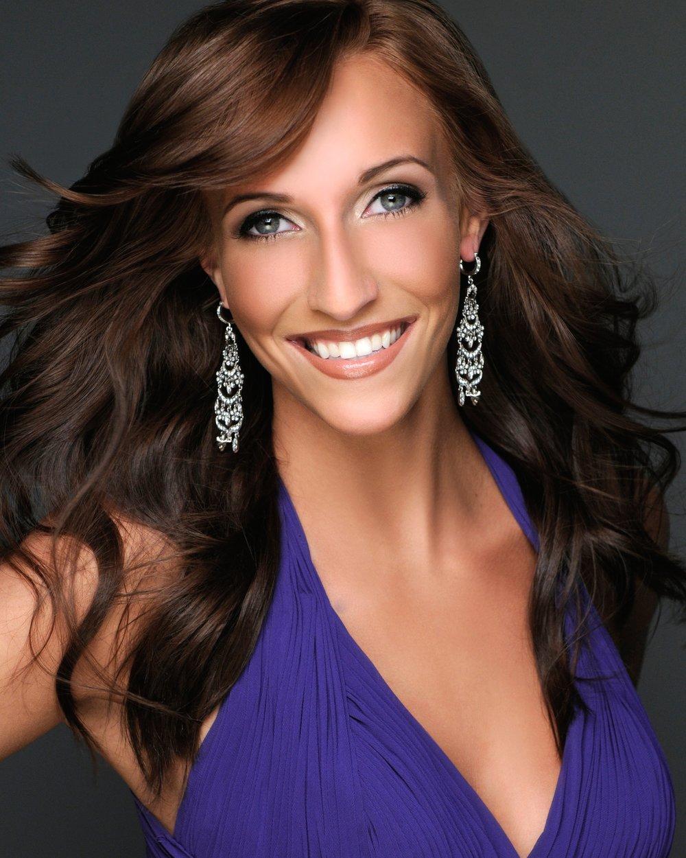 Miss Rhode Island 2012   Robin Bonner
