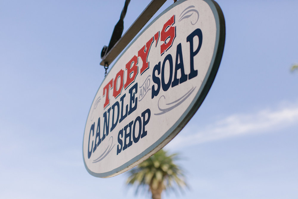 Toby's Candle Shop -