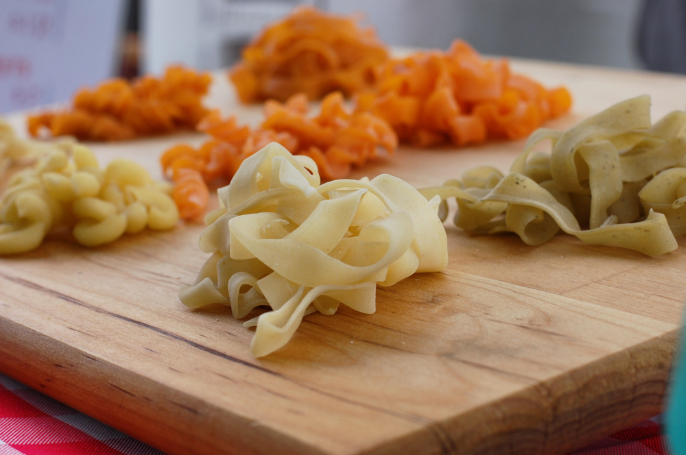 Close To Home Pasta: Homemade Pasta -