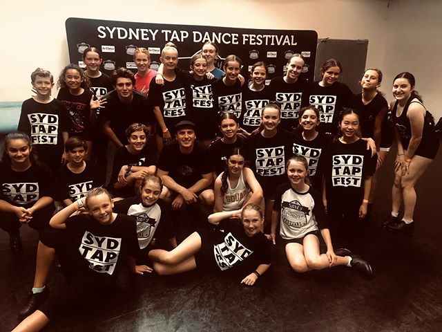 Another fun festival! Thanks to everyone in my classes, it was a pleasure to share some knowledge and some creative energy. Thanks @clique_entertainment for putting it on ✊🏻 and to @capezio for my shoes. If you didn't make it be there next year! It's hard out here in Aus to get teachers from the states and what a pleasure it was to have @leahrsilva and @jasonjrodgers here, thanks for coming! #tapdance #sydtapfest #tap