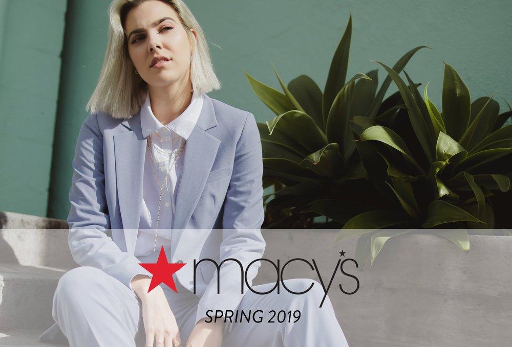 MACY'S - ⋙Social campaign