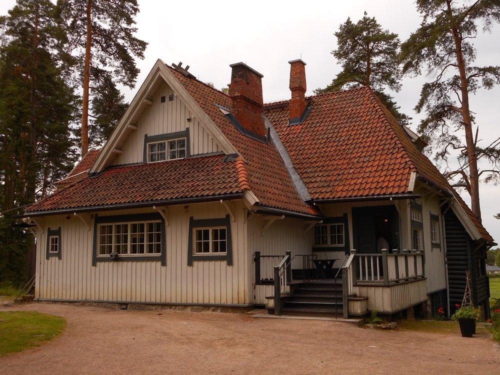 Ainola Jean Sibelius home museum
