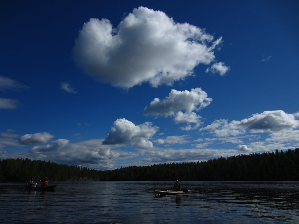 Finland summer private nature trips