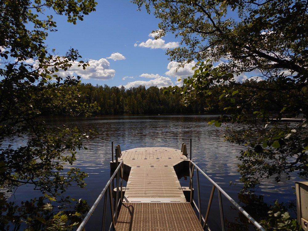 Kuusijärvi Sauna Experience