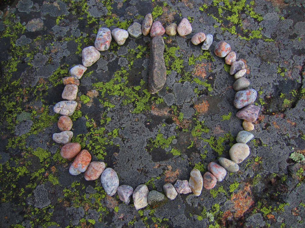 sacred stone circle Helsinki