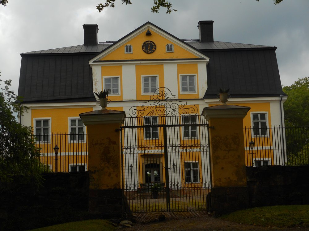 Manor Tour Fagervik Manor
