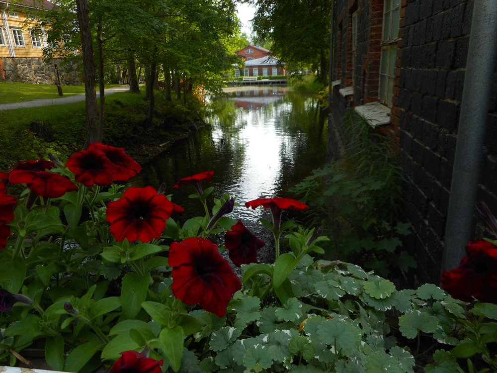Manor Tour Fiskars Manor and Fiskars village
