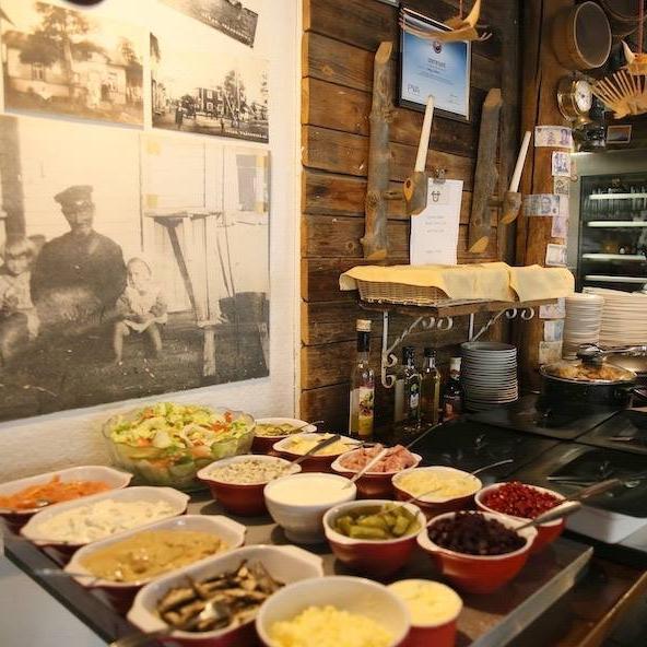 Restaurant Konstan Möljä