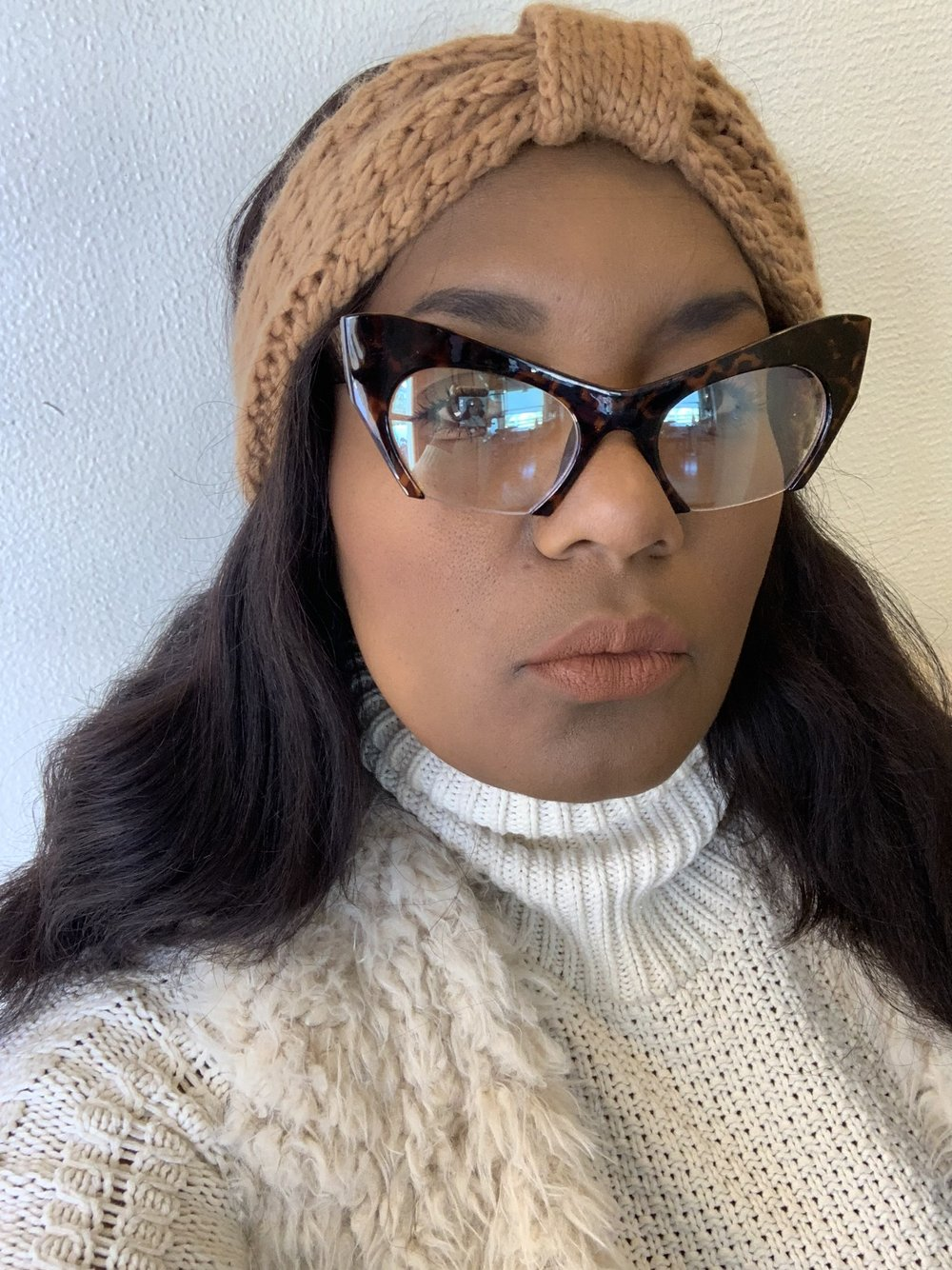 If your bold… - These tortoise cat eye frames are what you crave