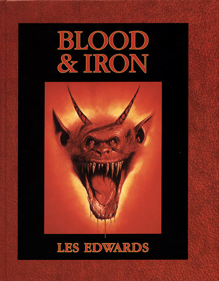 Les Edwards: Blood & Iron