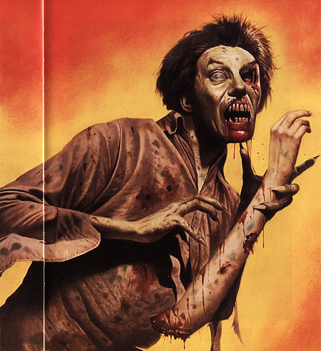 Return of the Living Dead, Les Edwards: Blood & Iron
