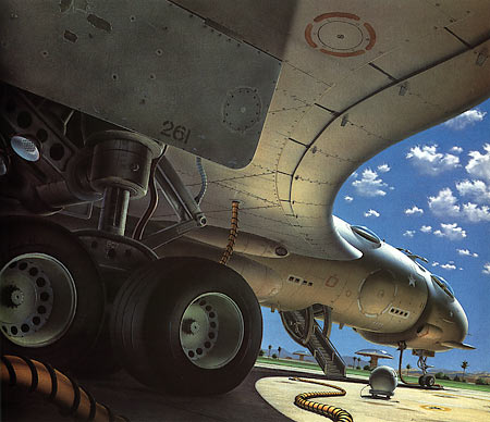 We Can Remember It For You Wholesale / Journeyman - The art of Chris Moore