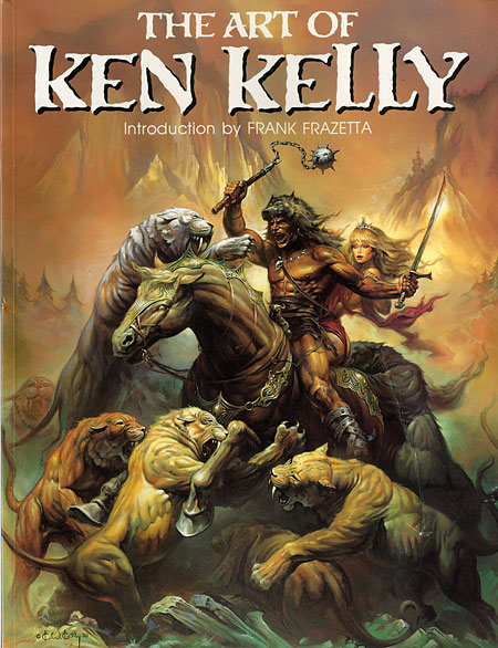 The Art of Ken Kelly