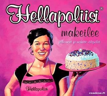 Hellapoliisi makeilee, Readme.fi 2011