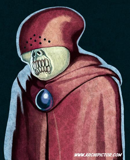 Eclipse, Kuvittaja / illustrator Ossi Hiekkala 2011