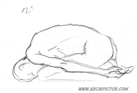 croquis 7/9/2012, kuvittaja / illustrator Ossi Hiekkala