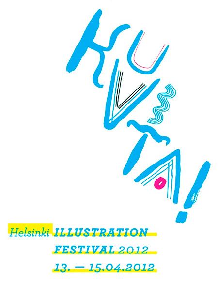 Kuvita! Helsinki Illustration Festival 2012