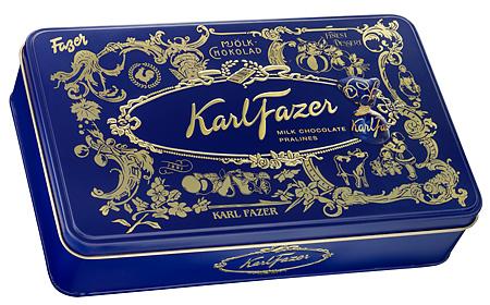 Karl Fazer Tinbox, Karl Fazer 2012